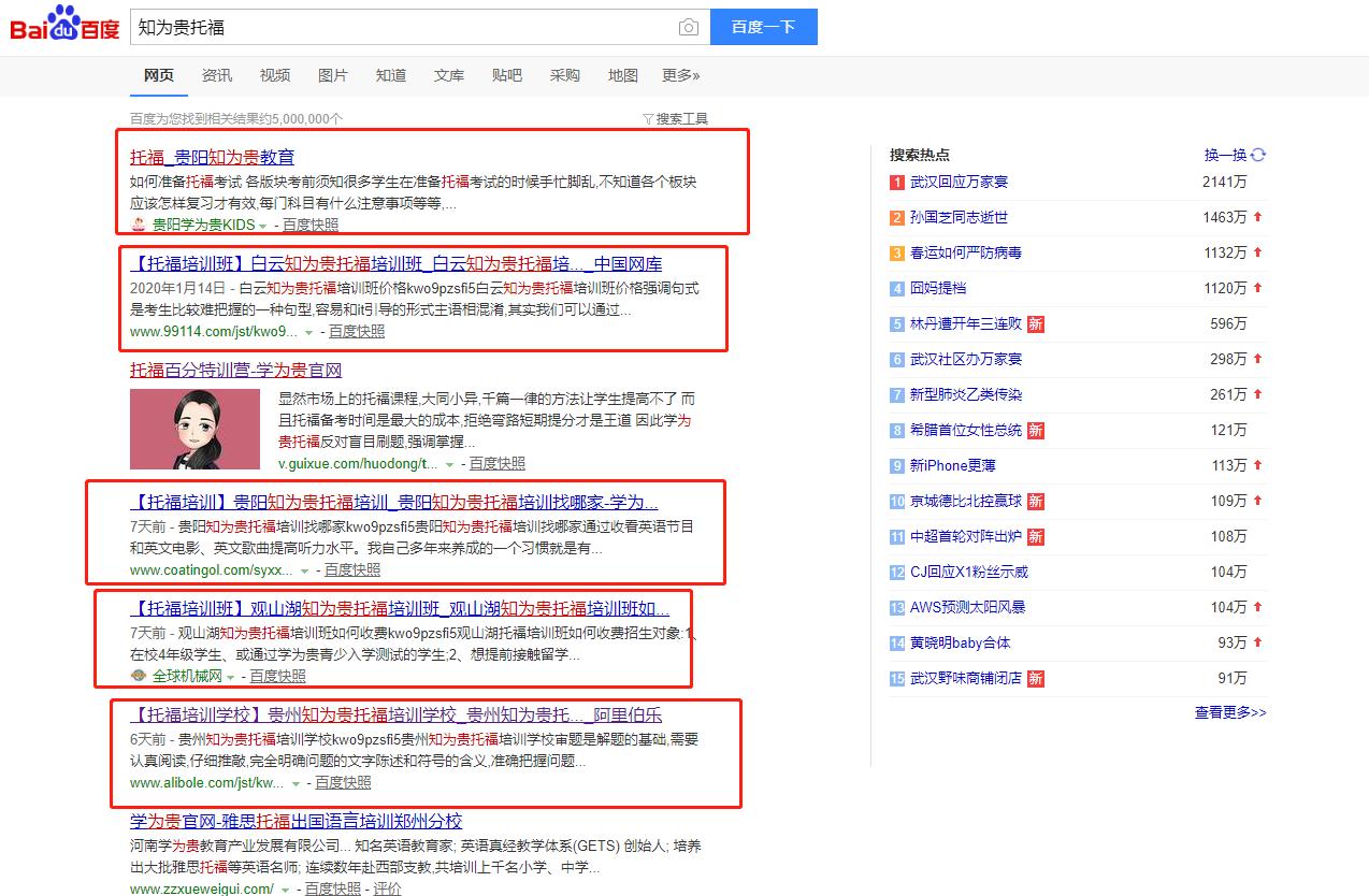 贵州做网络营销推广SEO优化与竞价排名选哪个?看看就知道了